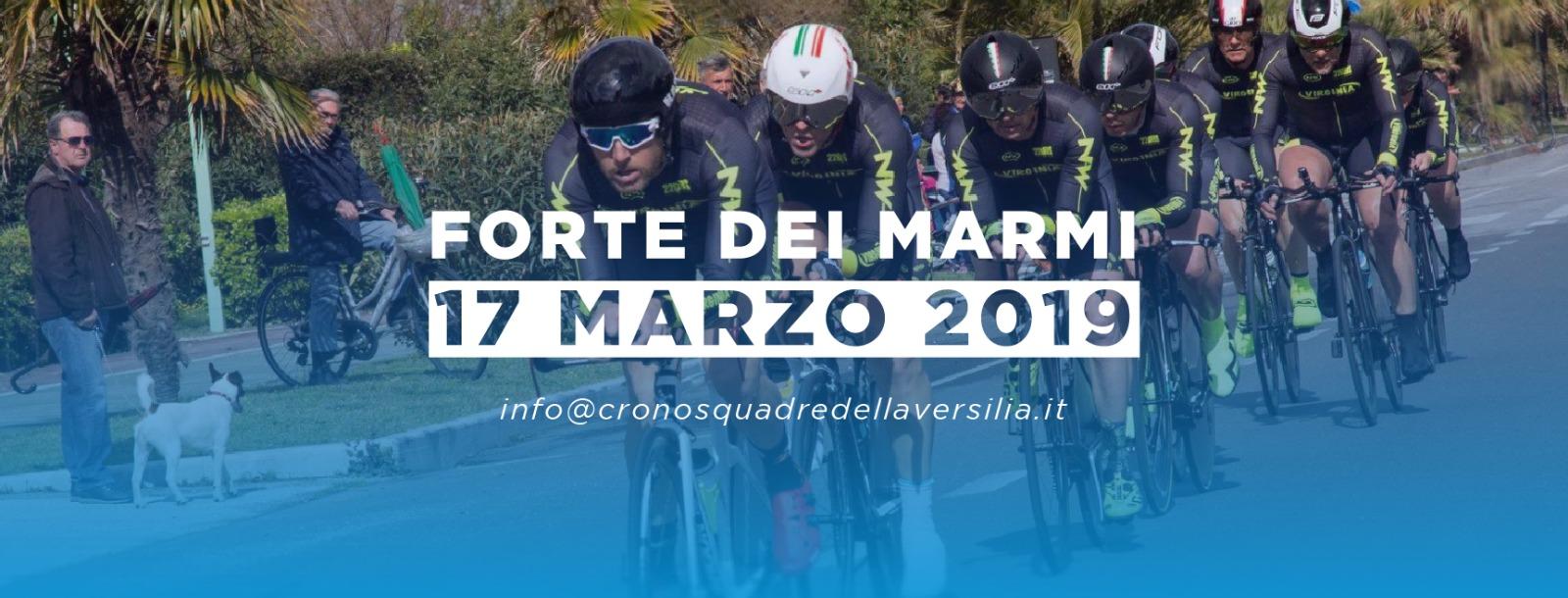 Cronosquadre della Versilia Michele Bartoli