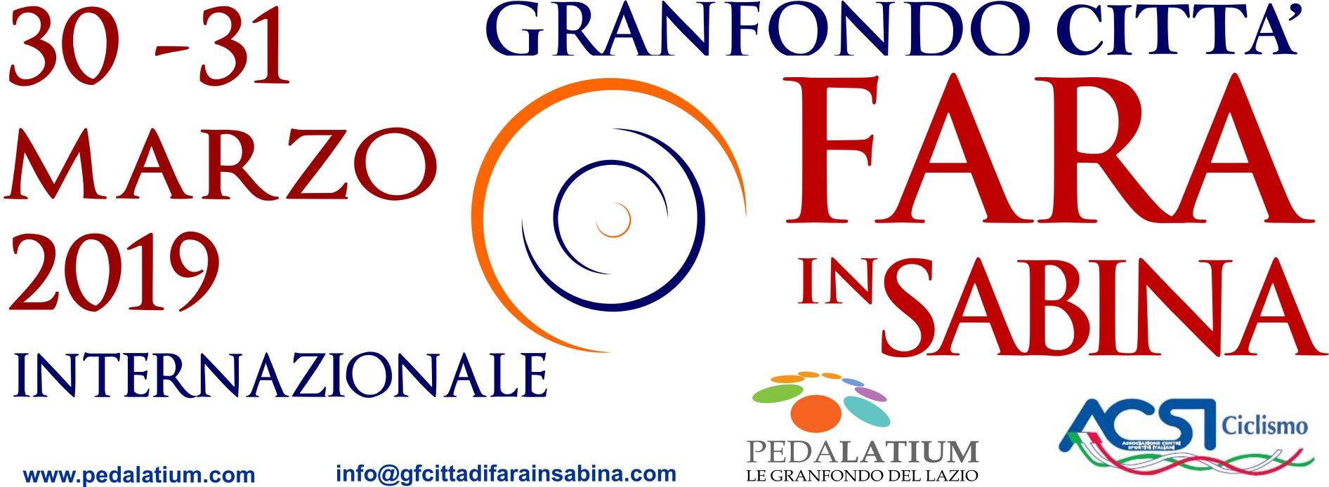 Gran Fondo Internazionale Città di Fara in Sabina