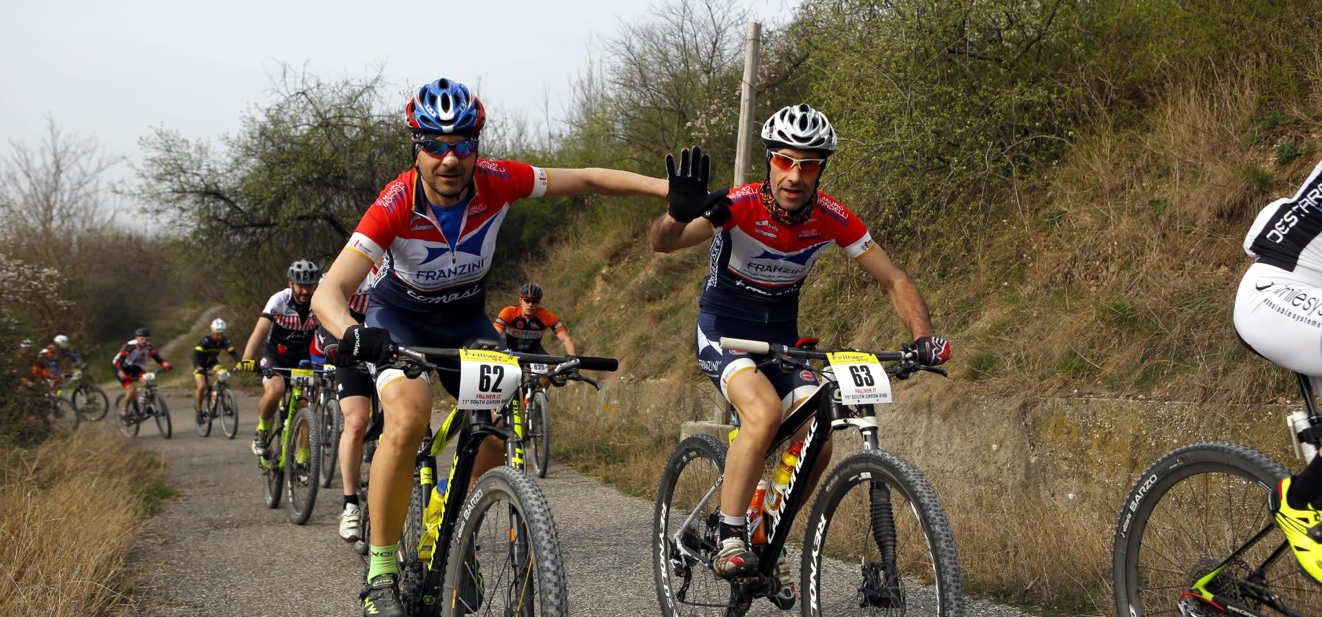 Gran Fondo South Garda Bike Colline Moreniche