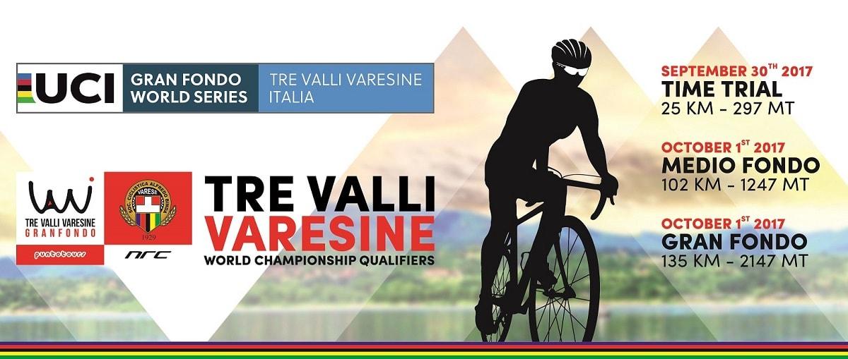 Gran Fondo Tre Valli Varesine
