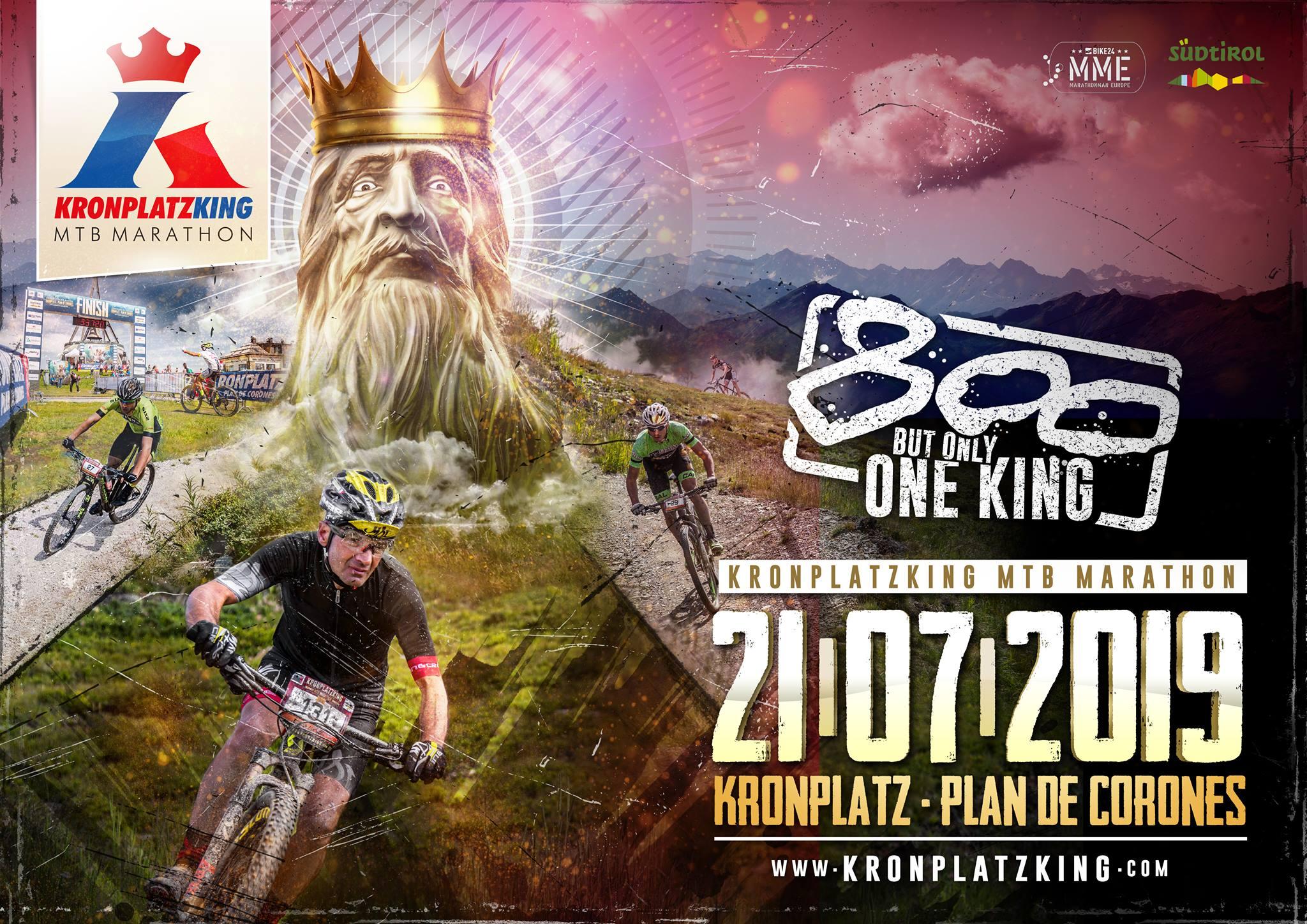 KronplatzKing MTB Marathon