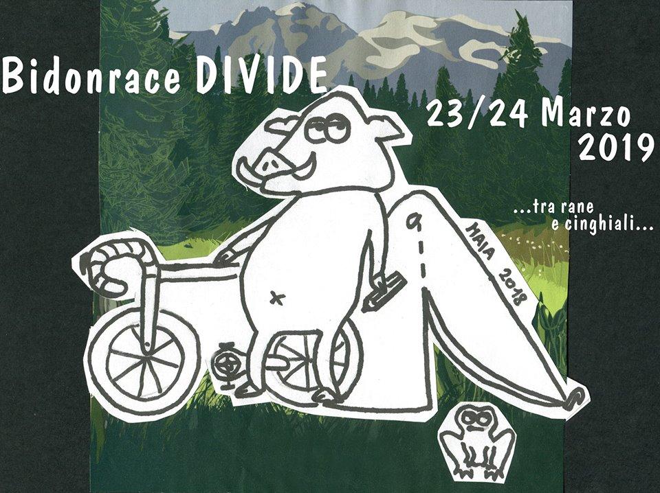 Bidonrace Divide