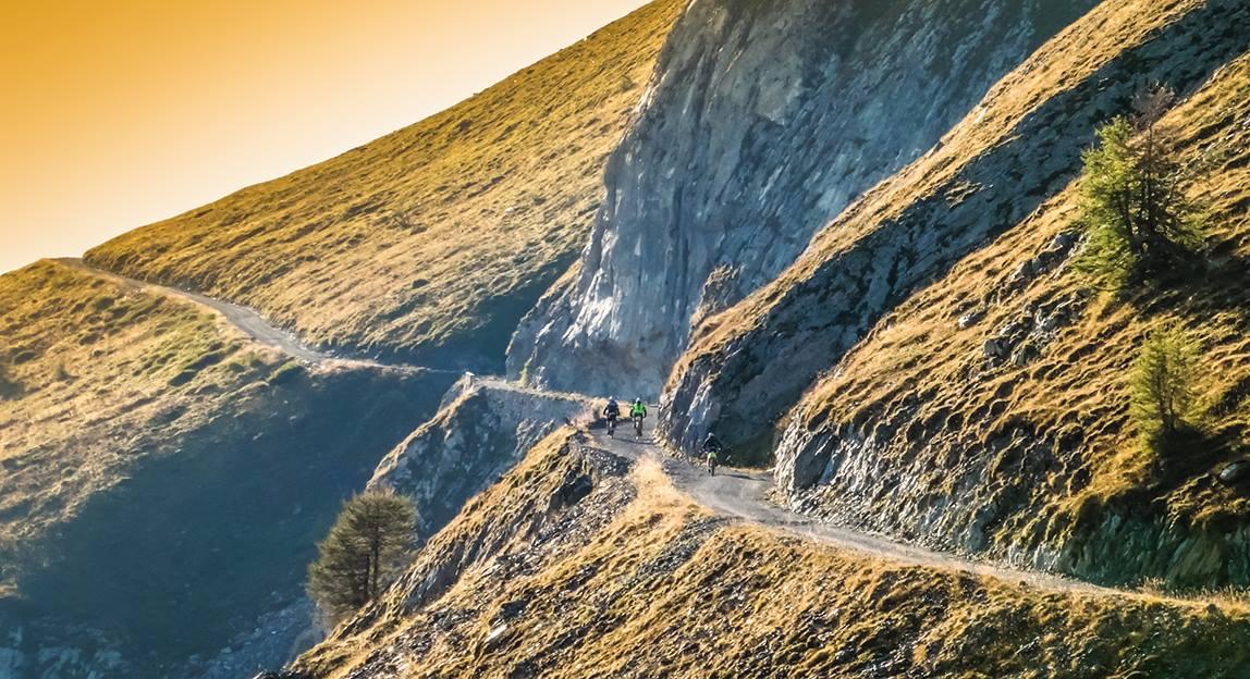 Alta Via Monti Liguri mtb - gravel